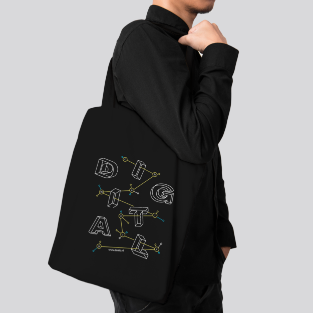 Digital Chemistry – Tote bag