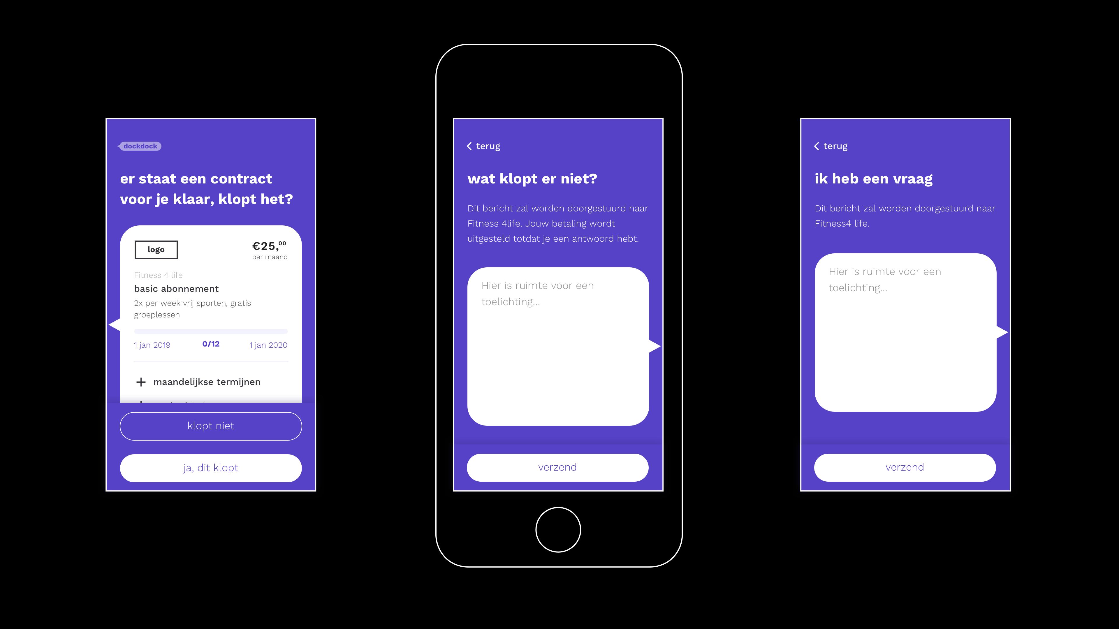 2. A conversational app