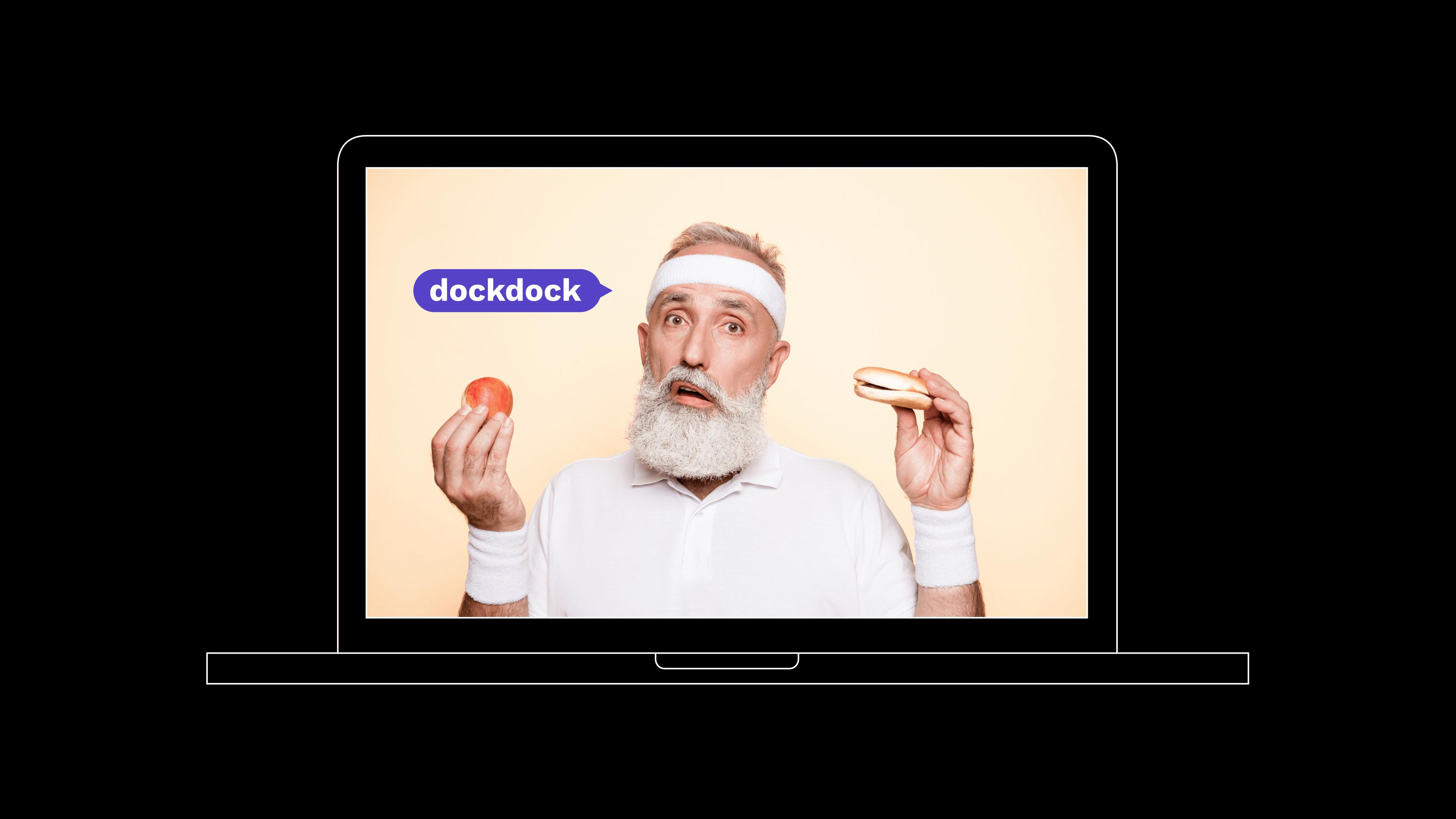 dockdock identity